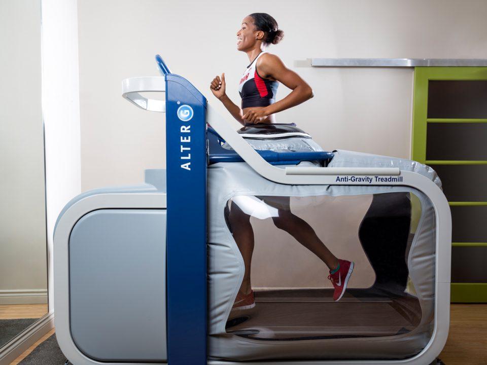 AlterG Treadmill image