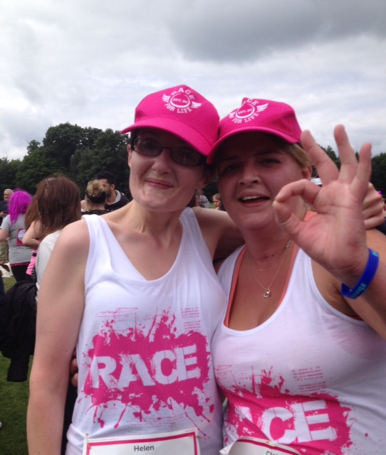 claire-thorley-and-helen-martin-run-race-for-life-2016